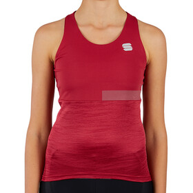 Sportful Giara Top Women, red rumba